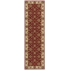 "Persian Crown Runner Rug By, Red, 2'2"" X 7'6"""