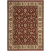 Persian Crown Brick Area Rug