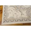 "Nourison Persian Empire Rectangle Rug  By Nourison, Bone, 7'9"" X 10'10"""
