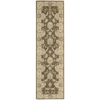 "Persian Empire Runner Rug By, Chocolate, 2'3"" X 8'"