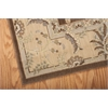 "Persian Empire Rectangle Rug By, Chocolate, 5'3"" X 7'5"""