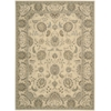 "Nourison Persian Empire Rectangle Rug  By Nourison, Ivory, 7'9"" X 10'10"""