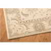 "Persian Empire Rectangle Rug By, Bone, 5'3"" X 7'5"""