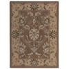 Persian Empire Rectangle Rug By, Mocha, 2' X 2'9""