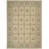 "Persian Empire Rectangle Rug By, Sand, 7'9"" X 10'10"""