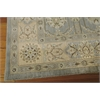"Persian Empire Rectangle Rug By, Slate, 5'3"" X 7'5"""
