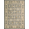 "Persian Empire Rectangle Rug By, Slate, 7'9"" X 10'10"""
