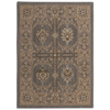 Nourison Persian Empire Rectangle Rug  By Nourison, Slate, 2' X 2'9""
