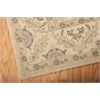 "Persian Empire Rectangle Rug By, Light Gold, 5'3"" X 7'5"""