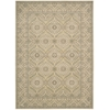 "Nourison Persian Empire Rectangle Rug  By Nourison, Light Gold, 7'9"" X 10'10"""