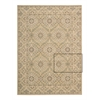 Persian Empire Light Gold Area Rug