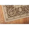 "Nourison Persian Empire Rectangle Rug  By Nourison, Sand, 5'3"" X 7'5"""