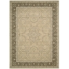 "Nourison Persian Empire Rectangle Rug  By Nourison, Sand, 7'9"" X 10'10"""