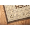 "Nourison Persian Empire Rectangle Rug  By Nourison, Chocolate, 5'3"" X 7'5"""