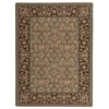 Persian Empire Rectangle Rug By, Green, 2' X 2'9""