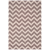 Portico Rectangle Rug By, Flame Stitch, 5' X 7'6""