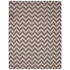 Nourison Portico Rectangle Rug  By Nourison, Flame Stitch, 8' X 10'6""