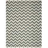 Nourison Portico Rectangle Rug  By Nourison, Light Green, 8' X 10'6""