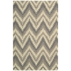 "Nourison Bbl18 Prism Rectangle Rug  By Nourison, Sand Dune, 5'3"" X 7'5"""