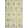 "Nourison Bbl18 Prism Rectangle Rug  By Nourison, Honeydew, 5'3"" X 7'5"""