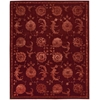 Regal Garnet Area Rug