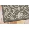 "Nourison Regal Runner Rug  By Nourison, Cobble Stone, 2'3"" X 8'"