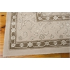 "Nourison Regal Rectangle Rug  By Nourison, Taupe, 7'9"" X 9'9"""