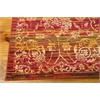 "Nourison Rhapsody Rectangle Rug  By Nourison, Sienna Gold, 7'9"" X 9'9"""