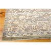 "Rhapsody Rectangle Rug By, Blue Moss, 7'9"" X 9'9"""