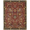 """Rhapsody Rectangle Rug By, Red, 7'9"""" X 9'9"""""""