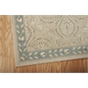 "Nourison Riviera Rectangle Rug  By Nourison, Sand, 5'3"" X 7'5"""