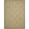 Riviera Green Area Rug