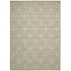 "Riviera Rectangle Rug By, Blue, 7'9"" X 10'10"""