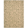 Riviera Light Gold Area Rug