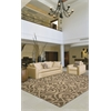 "Nourison Riviera Rectangle Rug  By Nourison, Mocha, 7'9"" X 10'10"""