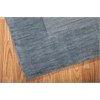 "Bbl1 Ripple Rectangle Rug By, Spa, 5'6"" X 7'5"""