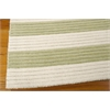 "Nourison Bbl1 Ripple Rectangle Rug  By Nourison, Sage, 5'6"" X 7'5"""