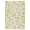 "Nourison Home & Garden Rectangle Rug  By Nourison, Green, 7'9"" X 10'10"""