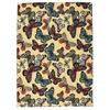"Nourison Home & Garden Rectangle Rug  By Nourison, Yellow, 7'9"" X 10'10"""