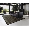 "Nourison Home & Garden Rectangle Rug  By Nourison, Black, 7'9"" X 10'10"""
