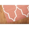 Home & Garden Orange Indoor/Outdoor Area Rug
