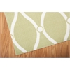 "Home & Garden Rectangle Rug By, Green, 7'9"" X 10'10"""