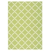 Home & Garden Light Green Indoor/Outdoor Area Rug