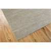 "Silk Shadows Rectangle Rug By, Light Green, 7'9"" X 9'9"""