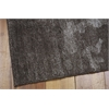 "Silk Shadows Runner Rug By, Brown, 2'3"" X 8'"