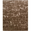 Silk Shadows Brown Area Rug