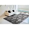 Silk Shadows Grey Area Rug