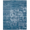 Silk Shadows Ocean Area Rug