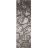 Silk Shadows Coal Area Rug