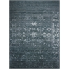 Silk Shadows Blue Stone Area Rug